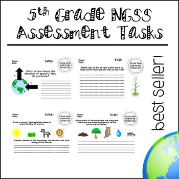 5th Grade NGSS Assessment Tasks