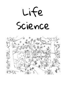 5th Grade NGSS Crash Course Journal: Life Science