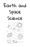 5th Grade NGSS Crash Course Journal: Earth and Space Science