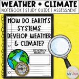 5th Grade NGSS // How Do Earth's Systems Develop Weather and Climates?