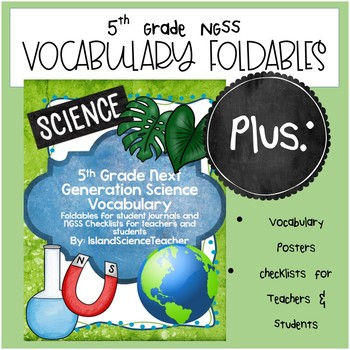 5th Grade NGSS Vocabulary