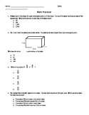 5th Grade NYS Test Math Review: Go Math! Aligned