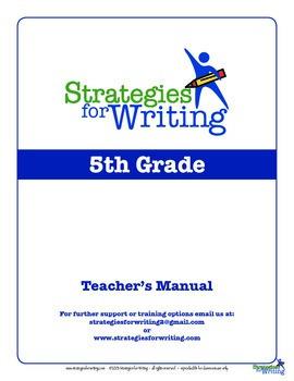 Narrative Writing 5th Grade Common Core Writing Lady Shelle Allen