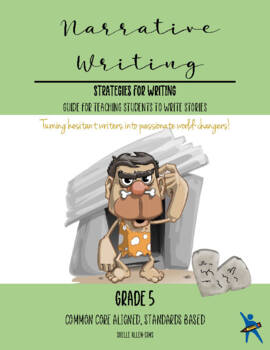 Narrative Writing 5th Grade Common Core Writing Lady Shelle Allen