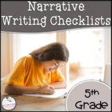5th Grade Narrative Writing Checklist
