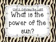 5th Grade National Geographic Reach For Reading Unit 1-8 Big Question Posters