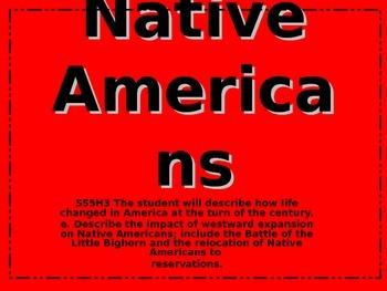 5th Grade Native Americans PPT