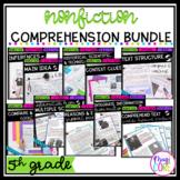 5th Grade Nonfiction Comprehension Bundle