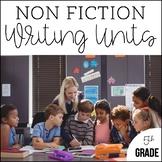 5th Grade Nonfiction Writing Bundle | Nonfiction Writing Curriculum | 80 Days