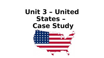 5th Grade Passport Unit 3 United States Case Lessons Powerpoint