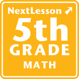 5th Grade Math Performance Tasks Bundle