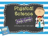 TEST PREP: DIFFERENTIATED Physical Science Review Task Car