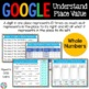 5th Grade Place Value Digital Practice {5.NBT.1} - Use with Google Classroom