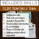 5th Grade Place Value Review Escape Room Escape from Emoji Town