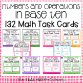 5th Grade Numbers and Operations in Base Ten Task Card Bundle