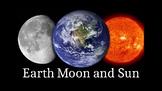 5th Grade Powerpoint - Earth, Moon, and Sun