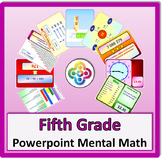 5th Grade Powerpoint Mental Math