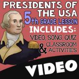 5th Grade Presidents Day Activities & Worksheets | Grade 5