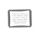 5th Grade R.L. Common Core Labels