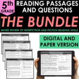 5th Grade Reading Comprehension Passages - Google Classroo