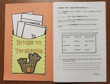 5th Grade Reading Level Novel Study Bundle Set 2