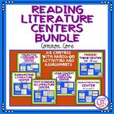 5th Grade Reading Literacy Centers - RL.5.1 - RL.5.4 Bundle