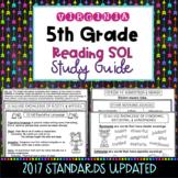 5th Grade Reading SOL Study Guide