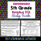 5th Grade Reading SOL Study Guide