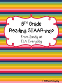 5th Grade Reading STAAR -ingo Pack