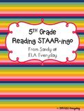 5th Grade Reading STAAR -ingo Pack