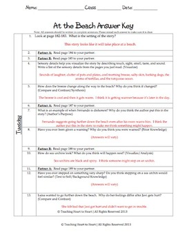 5th Grade Reading Street Unit 2 Task Cards (Common Core Edition 2011)