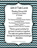 5th Grade Reading Street Unit 3 Task Cards (Common Core Ed