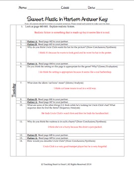 5th Grade Reading Street Unit 6 Task Cards (Common Core Edition 2011)