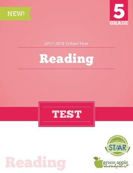 5th Grade Reading Test - 2017