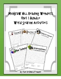5th Grade Reading Wonders Word Search Activity Game Unit 1