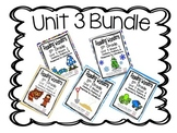 5th Grade Reading Wonders-  Unit 3 - Bundle