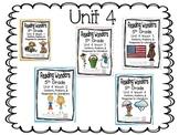 5th Grade Reading Wonders-  Unit 4 - Bundle
