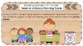 5th Grade Reading Wonders Week at a Glance