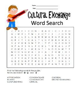 5th Grade Reading Wonders Word Search Activity Unit 3 Week 1