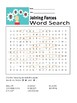 5th Grade Reading Wonders Word Search Activity Unit 6 Week 1