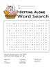 5th Grade Reading Wonders Word Search Activity Unit 6 Week 2