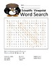 5th Grade Reading Word Search Activity Unit 5 BUNDLE Weeks 1-5