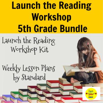 5th Grade Reading Workshop Growing Bundle