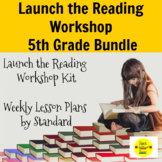 5th Grade Reading Workshop Growing Bundle