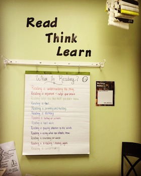 5th Grade - Reading Workshop - Unit 1: Introduction to Rea