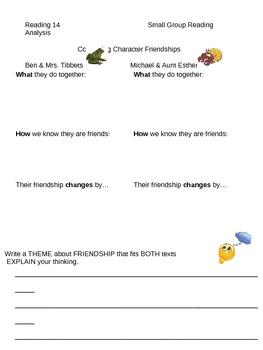 5th Grade Ready Gen Differentiated Materials 12-14