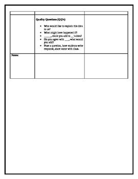 5th Grade ReadyGen ELA Lesson Plan Unit 1 Module A Lesson 1