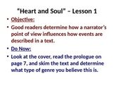 5th Grade Readygen Unit 2 Power Point and Lesson Plans - Heart and Soul