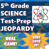 5th Grade SCIENCE - State Test Prep Jeopardy | CAASPP - NGSS - SBAC