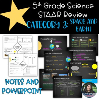 5th Grade STAAR Category 3 Review